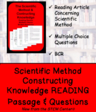 Scientific Method - Distance Learning Activity