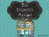 The Scientific Method Bundle with PowerPoint-like section!