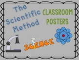 The Scientific Method Class Posters/Vocabulary