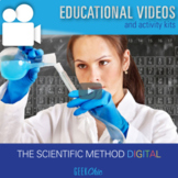 Distance Learning The Scientific Method DIGITAL VIDEO LESSON
