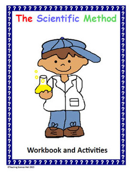 The Scientific Method - Elementary - K-4