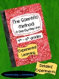 The Scientific Method: Experiential Learning in a Step-By-Step Unit
