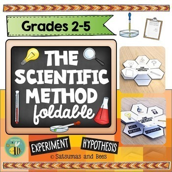 Scientific Method Interactive Notebook Foldables