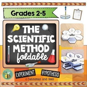 Scientific Method Interactive Notebook Foldables