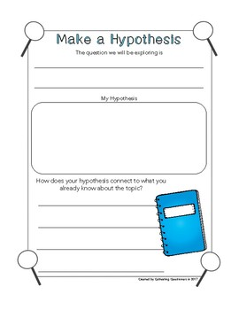 The Scientific Method: Guided Booklet Kit for Science Experiments