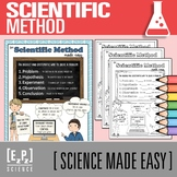 Scientific Method Made Easy- Student Notes and Powerpoint