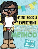 The Scientific Method Mini Book - With Complimentary Experiment!