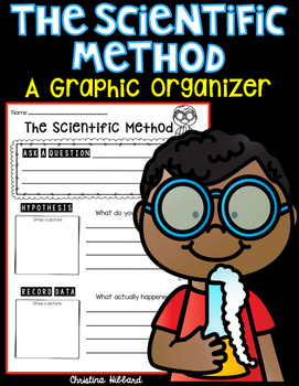The Scientific Method Organizer