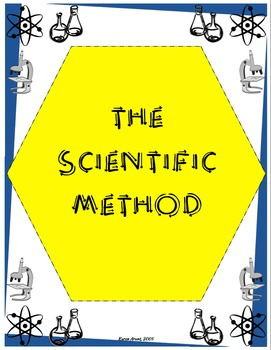 The Scientific Method Packet