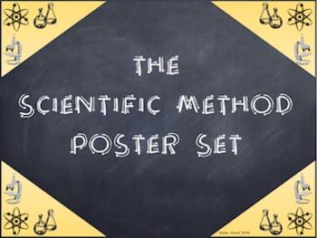The Scientific Method Poster Set