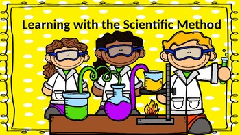 The Scientific Method Power Point