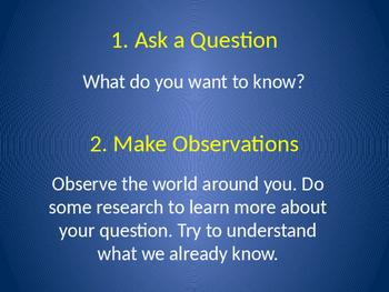 The Scientific Method PowerPoint