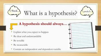 The Scientific Method (Powerpoint)