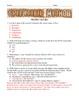 The Scientific Method - Pre/Post Test Assessment
