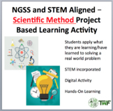The Scientific Method Project Based Learning Activities (PBLs)