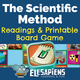The Scientific Method Readings and Printable Board Game