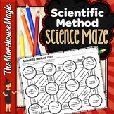 The Scientific Method Science Maze