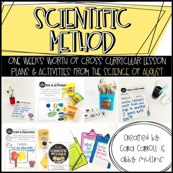 The Scientific Method & Simple Science Experiments