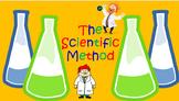 The Scientific Method Slideshow/PowerPoint Presentation *FREEBIE*
