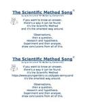 The Scientific Method Song