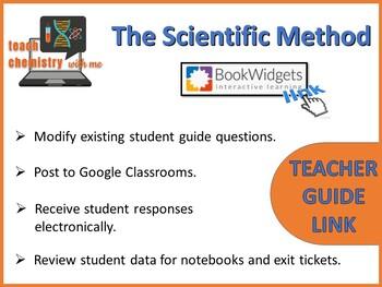The Scientific Method Teacher Guide Link