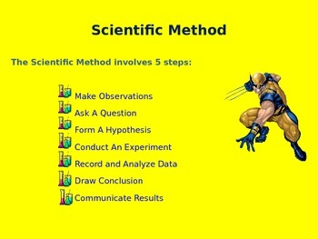 The Scientific Method With Spiderman