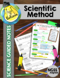 The Scientific Method-Interactive Notebook/Guided Notes