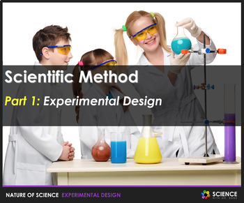 PPT - The Scientific Method and Experimental Design