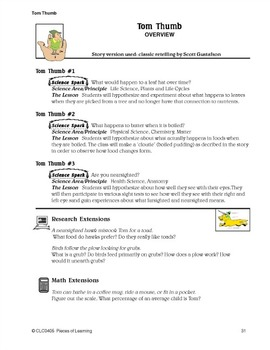 The Scientific Method in Fairy Tale Forest