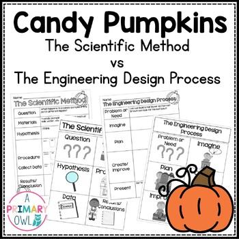 The Scientific Method vs. The Engineering Design Process u
