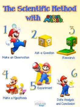 The Scientific Method with Super Mario