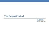 The Scientific Mind