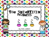 The Scientific Process Posters and Booklets {Common Core Aligned}