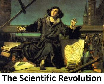 The Scientific Revolution Power Point with Printable Student Notes & Worksheet