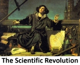 The Scientific Revolution Power Point with Printable Stude