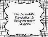 The Scientific Revolution & Enlightenment Stations