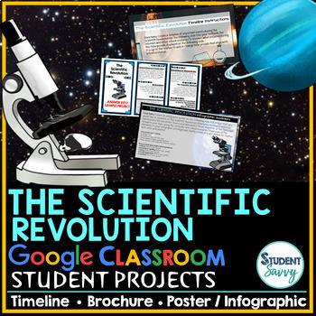 The Scientific Revolution - Google Classroom Projects