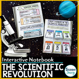 The Scientific Revolution Interactive Notebook | Distance Learning Google Slides