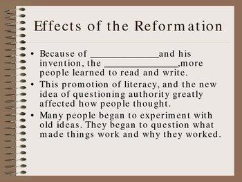 The Scientific Revolution & Major Figures Presentation