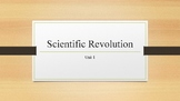 The Scientific Revolution PowerPoint, Guided Notes, and Co