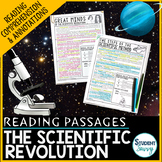 The Scientific Revolution Reading Passages - Questions - Annotations