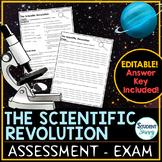 The Scientific Revolution Test - Exam