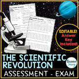 The Scientific Revolution Test - Exam