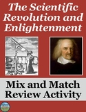 The Scientific Revolution and Enlightenment Mix and Match Review