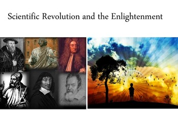 Scientific Revolution & Enlightenment PowerPoint and Guided Notes