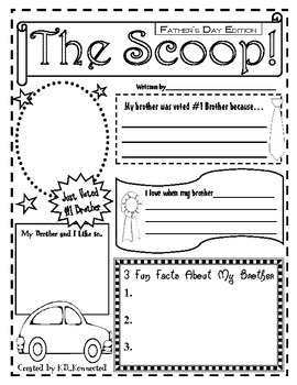 """The Scoop"" Father's Day Edition"