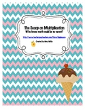 The Scoop on Multiplication