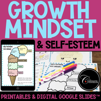 The Scoop on Self-Esteem and Growth Mindset (from Resilience Park)