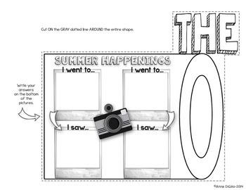 The Scoop on Summer Flip Flap Book®