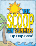 The Scoop on Summer Flip Flap Book®